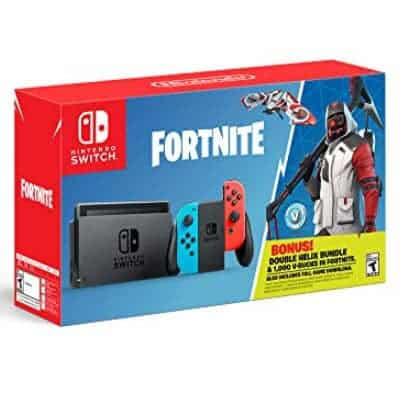 Nintendo Switch: Fortnite Double Helix Bundle IN STOCK!!!