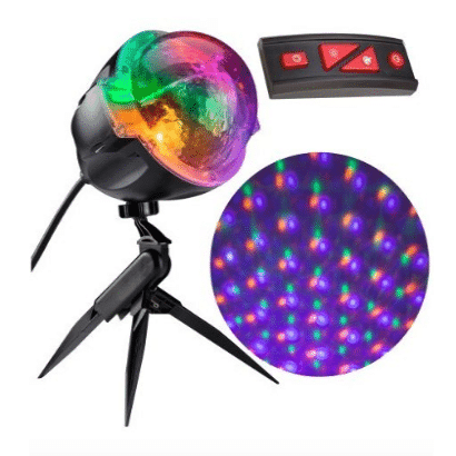 Halloween Lightshow Projection Only $13.98 (Was $34.88)