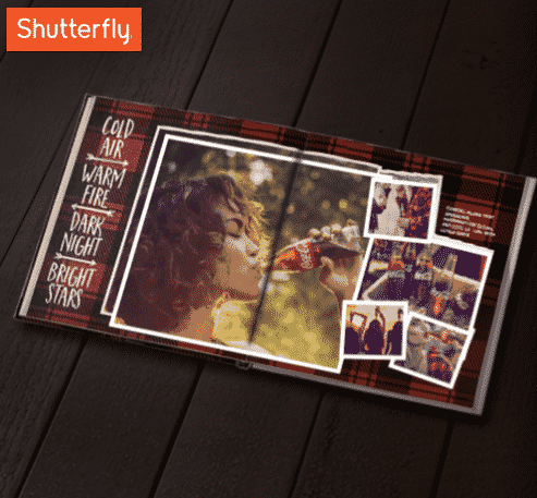 My Coke Rewards: FREE Shutterfly Book When You Enter ONE Code
