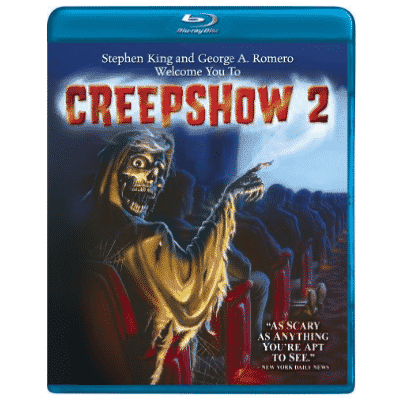 Creepshow 2 Blu-ray Only $4.99 (Was $17.97)