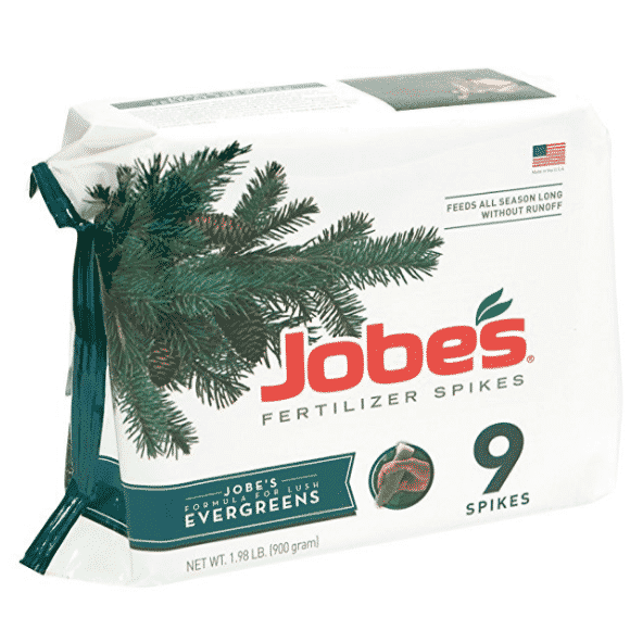 Jobe's 11-3-4 Time Release Fertilizer for Evergreen Trees Only $4.00 (Was $7.99)