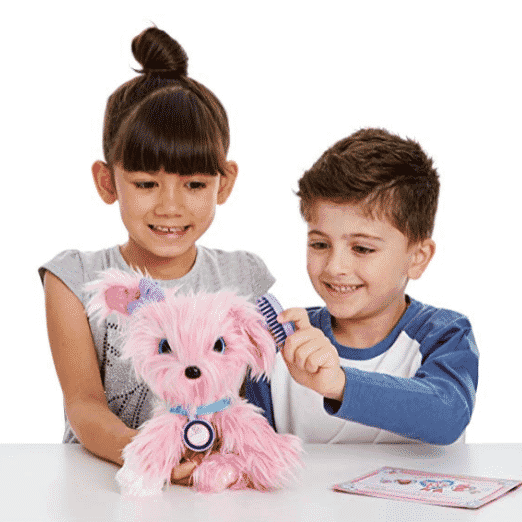 Little Live Scruff-A-Luvs Pink Only $19.99 **HOT TOY for 2018**