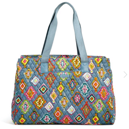 Vera Bradley Triple Compartment Travel Bag Only $22 (Was $108)