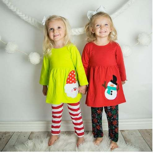 Holiday Sets for Girls Only $13.99