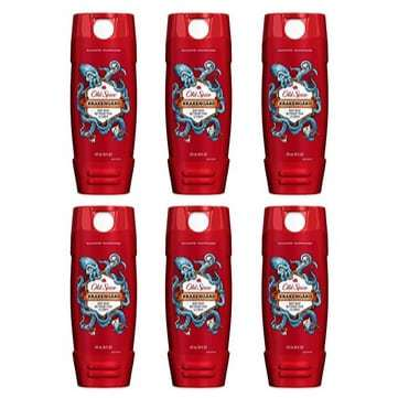Old Spice Wild Collection Krakengard Body Wash 6-Pack Only $13.74