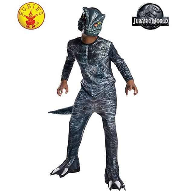Rubie's Jurassic World Fallen Kingdom Child's Velociraptor Costume Only $7.03 (Was $27.99)