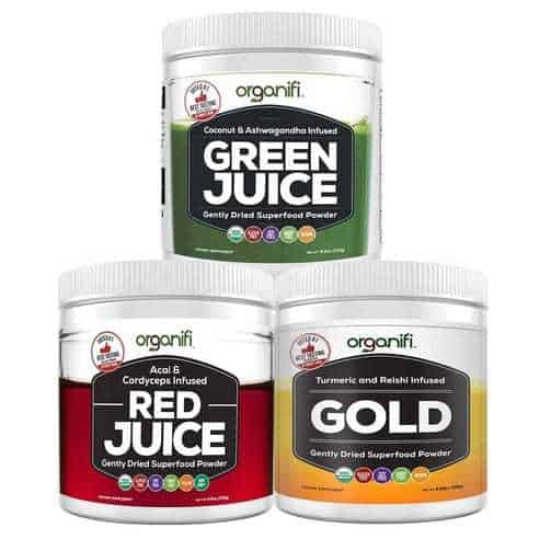 Up to 46% Off Organifi Superfood Supplements **Today Only**