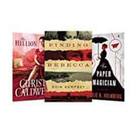 Up to 88% Off Top Historical Fiction Reads on Kindle **Today Only**