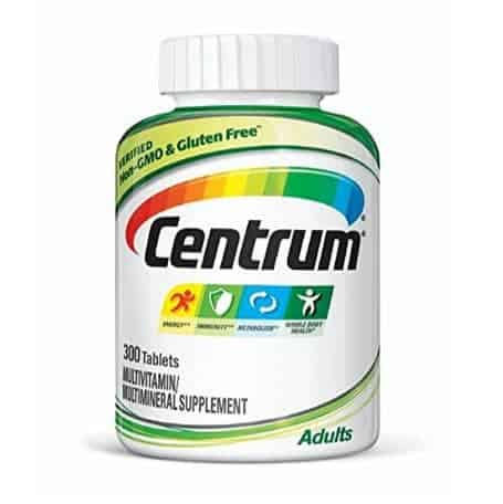 Centrum Adult Complete Multivitamin Tablets 300-Count Only $7.90