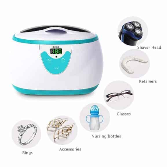 Ultrasonic Professional Jewelry Cleaner $26.77