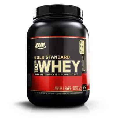 25% or More Off Top Selling Nutrition Essentials ~ Optimum Nutrition Gold Standard Whey Protein 2LB Only $20.50 **Today Only**