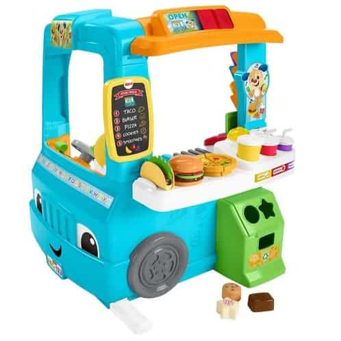 Fisher-Price Laugh & Learn Servin' Up Fun Food Truck Only $49.88