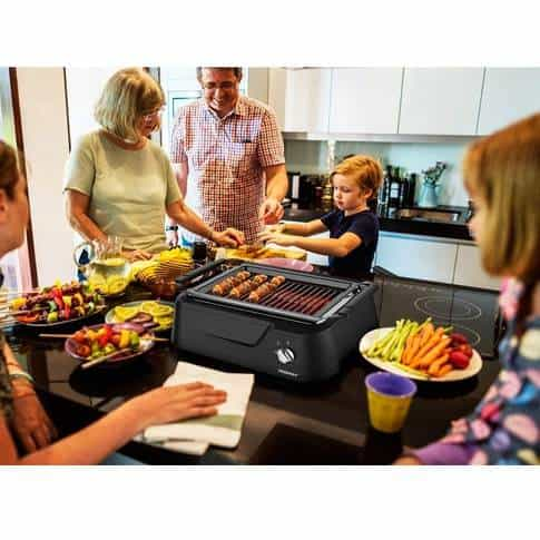 Tenergy RedigrillSmokeless Infrared Indoor Electric Tabletop Grill $119.99 **Today Only**