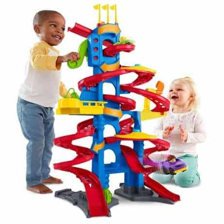 Fisher-Price Little People Take Turns Skyway Only $29.82