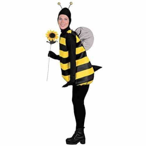 Adult Bumble Bee Costume Only $15.38 + MORE Deals on Men's and Women's Halloween Costumes **Today Only**