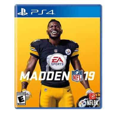 Madden NFL 19 - PlayStation 4 Only $39.99 (Was $59.99)