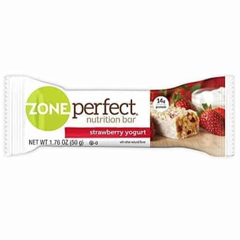 ZonePerfect Nutrition Snack Bars, Strawberry Yogurt, 30 Count Only $14.59 (Was $25.60) + MORE