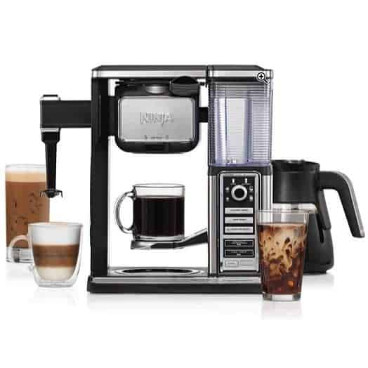Ninja Coffee Bar Auto-iQ Programmable Coffee Maker Only $99.99 (Was $199.99) **Today Only**
