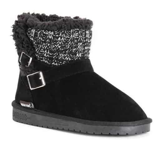 MUK LUKS Alyx Boots $21.99 + Free Shipping