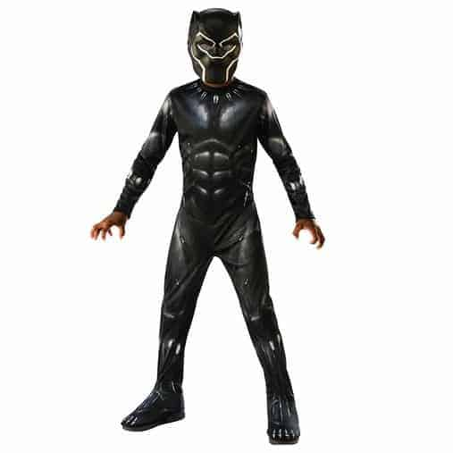 Rubie's Black Panther Child's Costume Only $12.93 (Was $27.99)