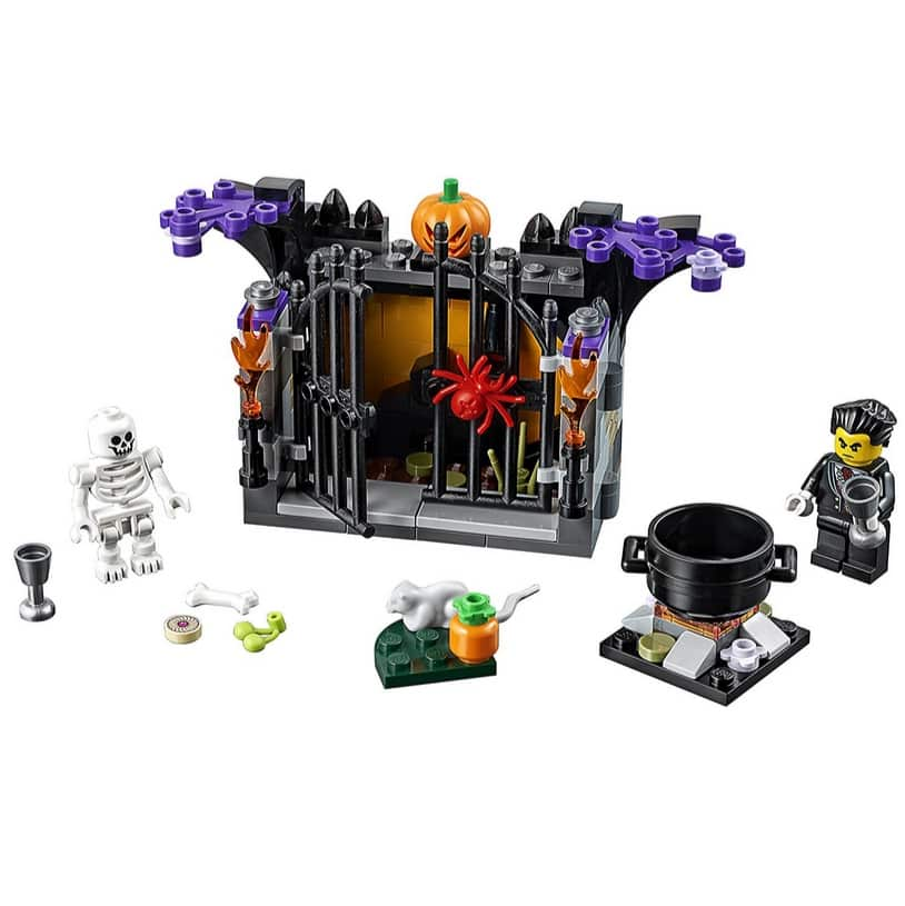 LEGO Holiday Halloween Haunt Only $11.98