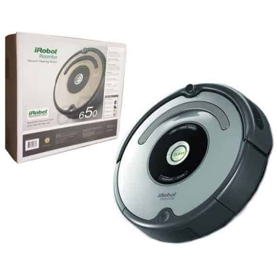 iRobot Roomba 650 Automatic Robotic Vacuum $189.99 **Today Only**