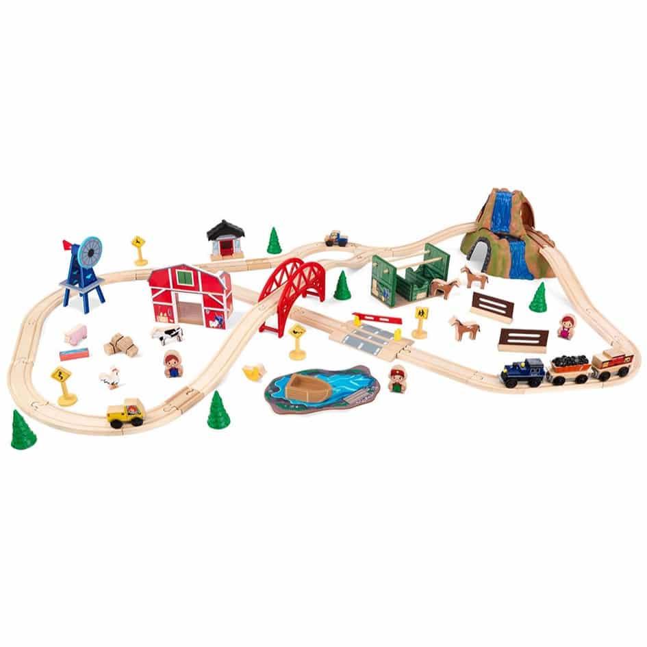 KidKraft Farm Train Set Only $30.30