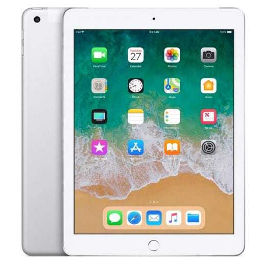 """Up to 33% Off Refurbished Apple iPads ~ Apple 9.7"""" iPad 32GB Wi-Fi $289.99 **Today Only**"""