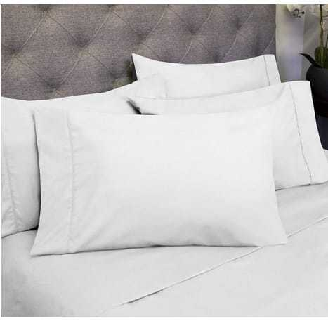 Up to 54% Off Sweet Home Collection Sheets ~ King 6 Piece Sheet Sets Only $15.82