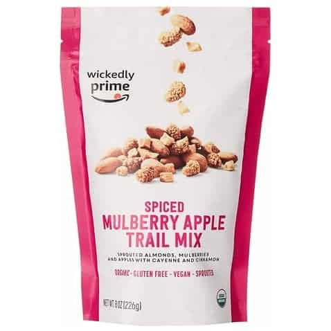 30% Off Nuts & Trail Mix by Amazon **Today Only**