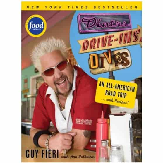 Diners, Drive-ins and Dives: An All-American Road Trip . . . with Recipes! Kindle Only $1.99