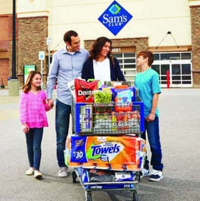Join Sam's Club & Get a $20 Sam's Club Gift Card for FREE