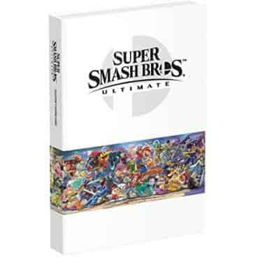 Super Smash Bros. Ultimate: Official Collector's Edition Guide Only $31.87 **Pre-Order**