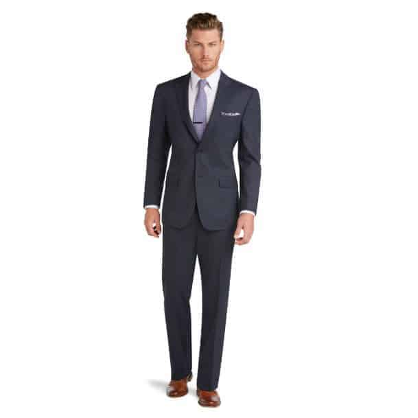 JosABank: Executive Collection Traditional Fit Suit with Pants ONLY $89 (Was $600)