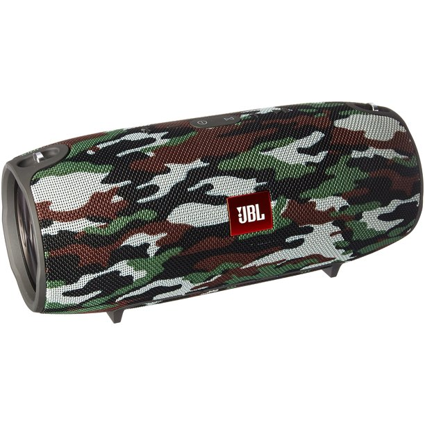 JBL Xtreme Portable Wireless BT Camouflage Speaker Only 9.99 (Was 9.95)