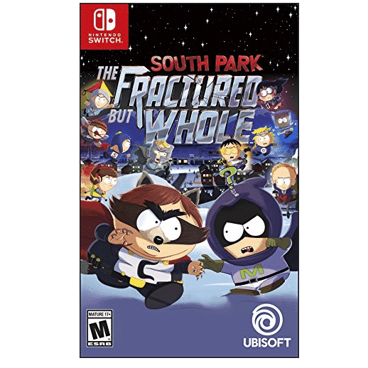 Amazon Price Matching Walmart on Switch Games - South Park ONLY $17