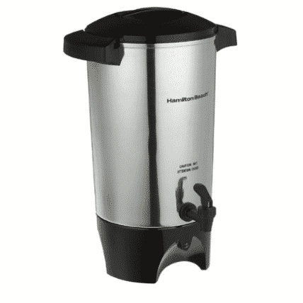 Hamilton Beach 45-Cup Coffee Urn Only $28.99 (Was $49.99)