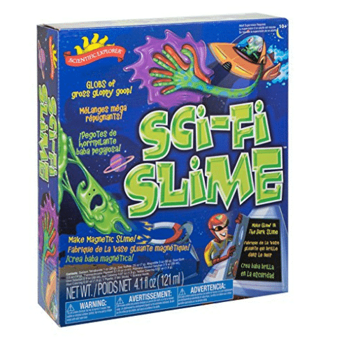 Scientific Explorer Sci-Fi Slime Science Kit Only $13.97 (Was $23.99)