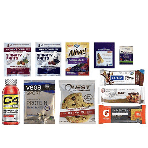 Nutrition & Wellness Sample Box FREE After Credit