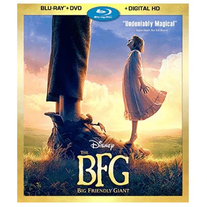 The BFG Blu-ray Combo Only $5.08