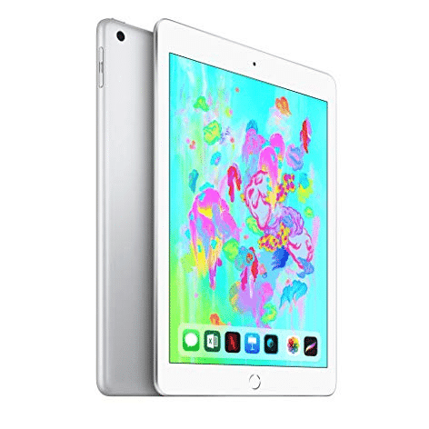 Apple iPad (Wi-Fi, 128GB) - Silver (Latest Model) Only $349.99 (Was $429.00) **Lower Than Black Friday**