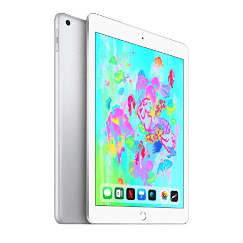 Apple iPad 32GB - Silver (Latest Model) Only $249.00 (Was $329.00) **Black Friday Price Match**