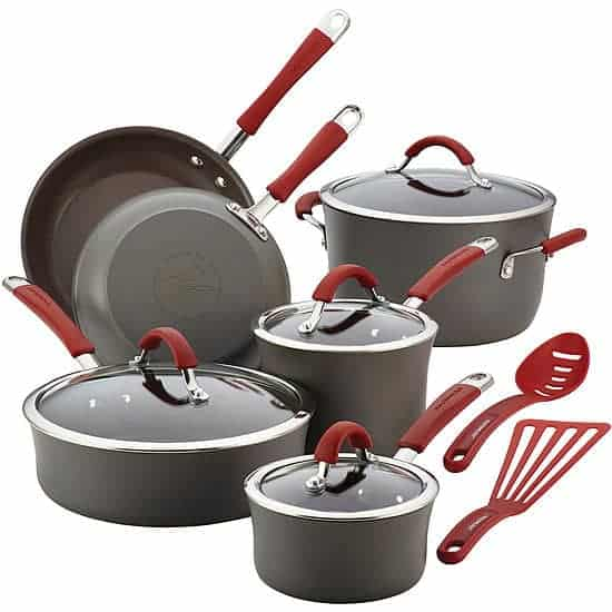 JCPenney Black Friday Deal: Rachael Ray Cucina Cookware Set $99 (Was $350)