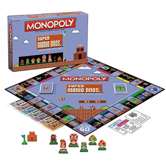 Monopoly: Super Mario Bros Collector's Edition Only $27.62 (Was $44.95)