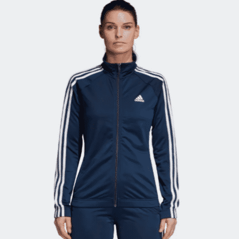 Adidas Womens 2 Move Track Jacket Only $15.40 (Was $45)