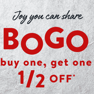 Famous Footwear: Buy One Get One 50% Off Shoes