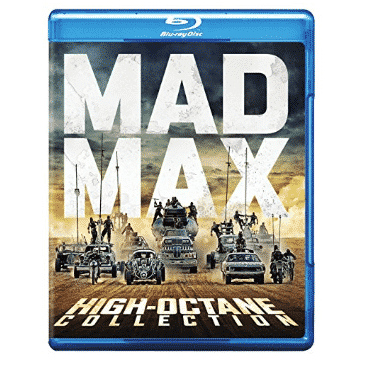 Mad Max High Octane Collection on Blu-ray Only $35.99 (Was $79.99)