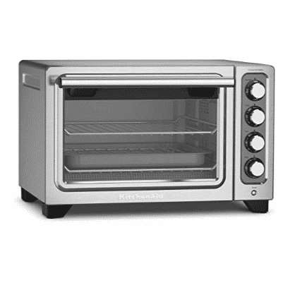 KitchenAid 12-Inch Compact Convection Countertop Oven Only $79.99 (Was $159.99)