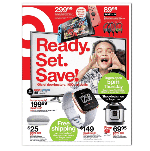 Target Black Friday Deals are LIVE