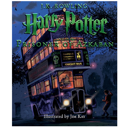 Harry Potter and the Prisoner of Azkaban: The Illustrated Edition Only $18.33 (Was $39.99)